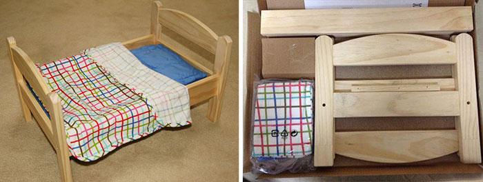 Camas de bonecas transformadas em camas para gatos (14)