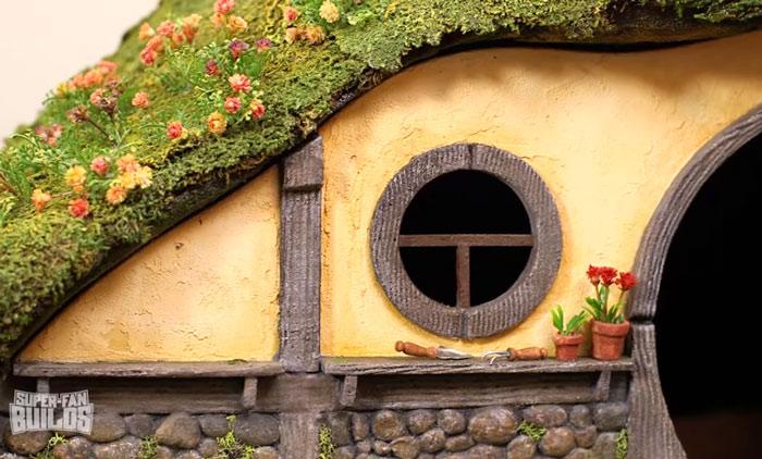 Casinha para gato de O Hobbit (11)