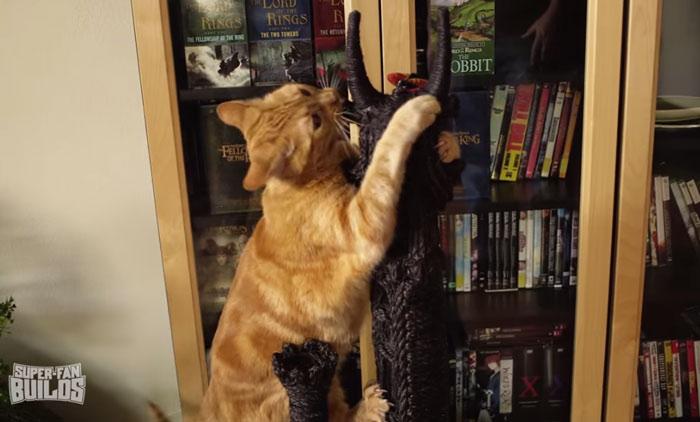 Casinha para gato de O Hobbit (14)