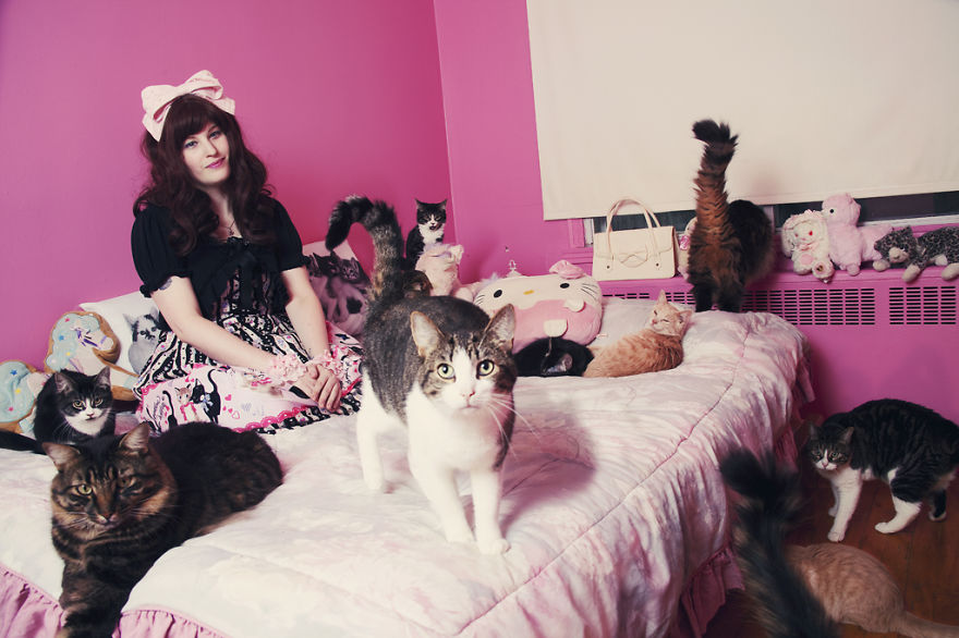 Fotos loucas de Cat Lovers (18)