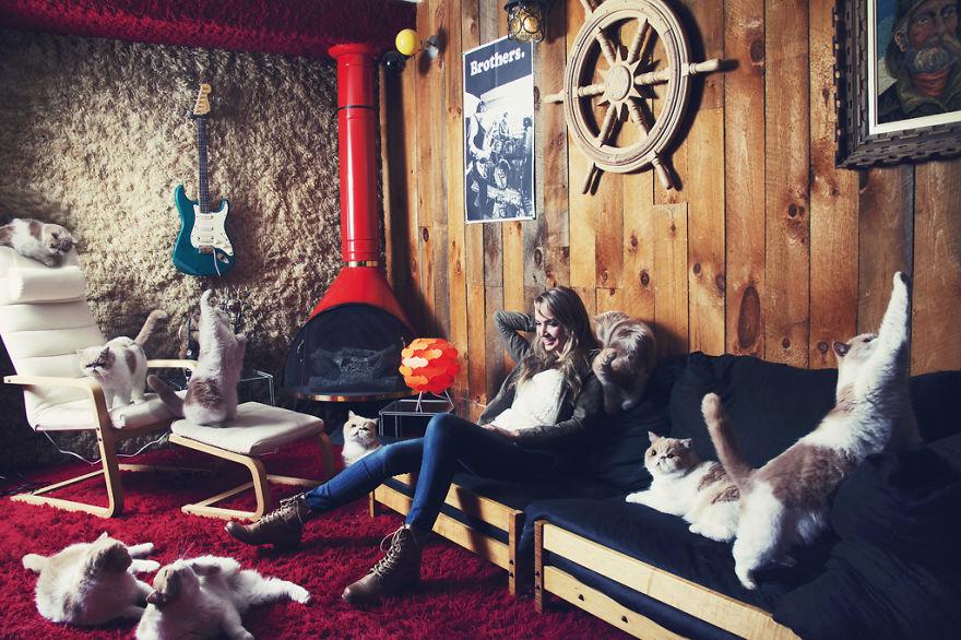 Fotos loucas de Cat Lovers (19)