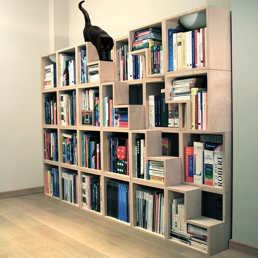 Mobília para amantes de gatos (17)