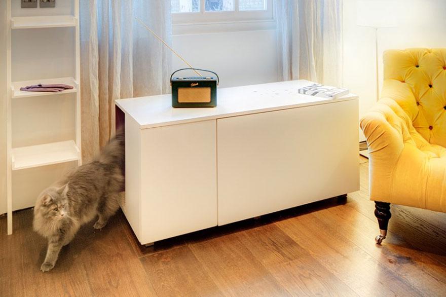 Mobília para amantes de gatos (19)