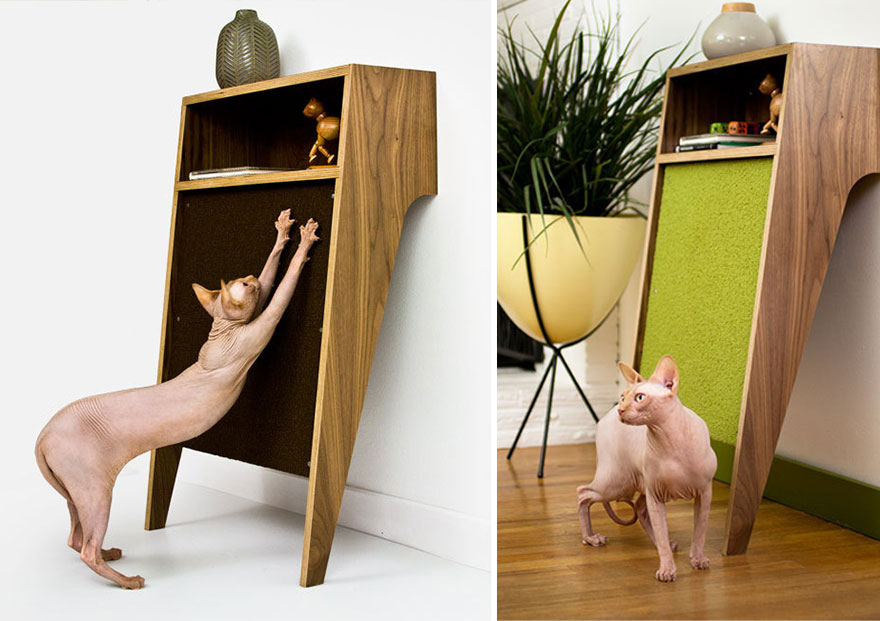 Mobília para amantes de gatos (25)