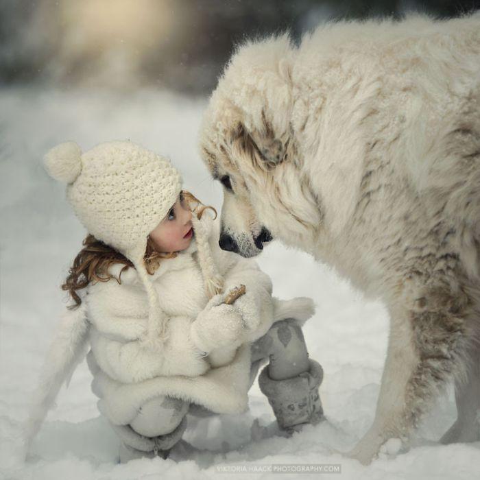 Cães grandes e crianças pequenas (34)