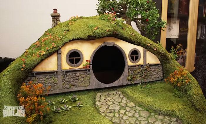 Casinha para gato de O Hobbit (10)