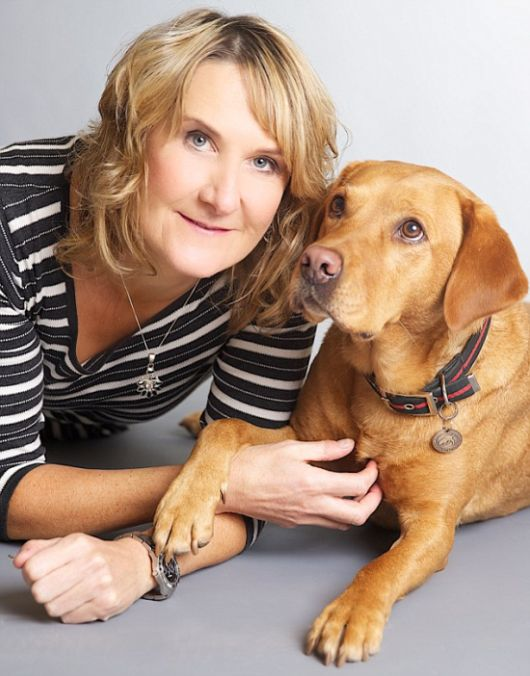 Daisy, a cadela que detecta câncer  (1)