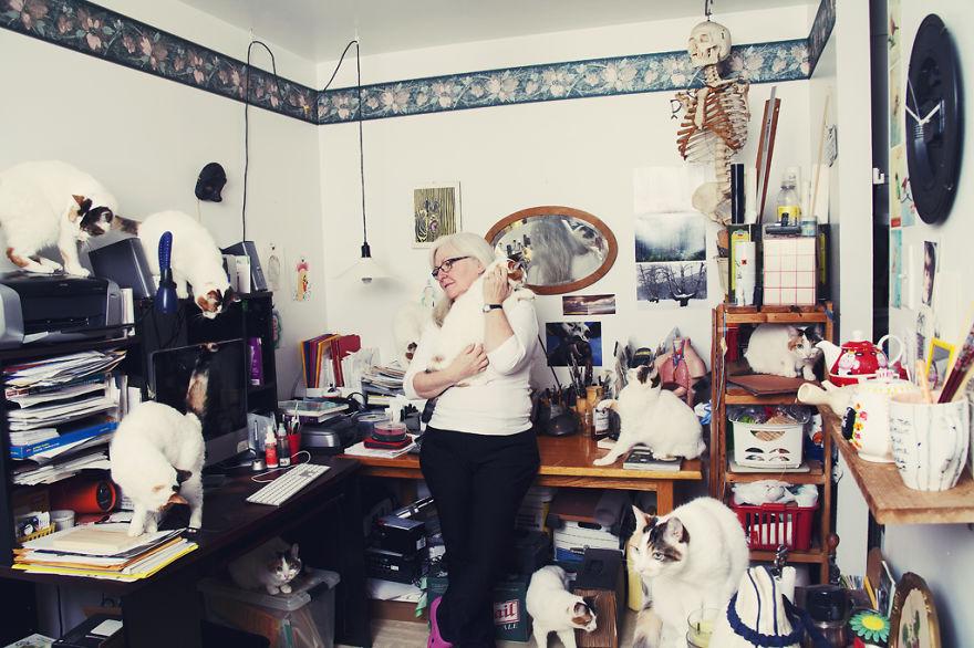 Fotos loucas de Cat Lovers (16)